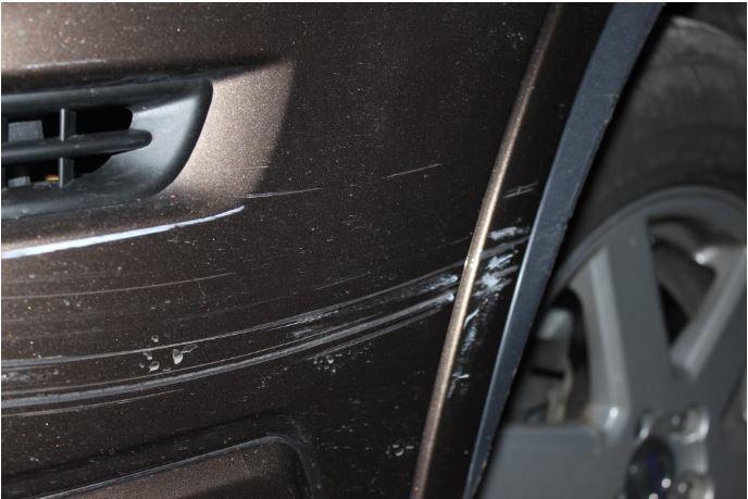 фото ремонт царапин на авто