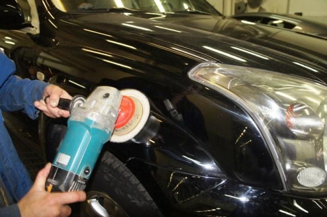 фото полировка авто в белгороде